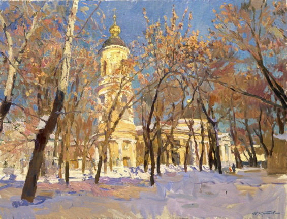 Yuriy Krotov - Spring on the Ordynka