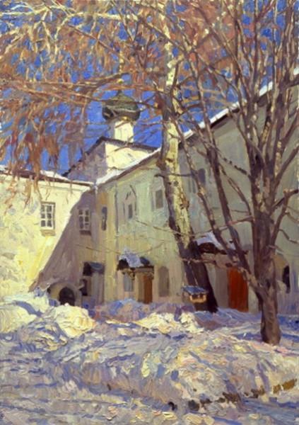 Yuriy Krotov - March sun