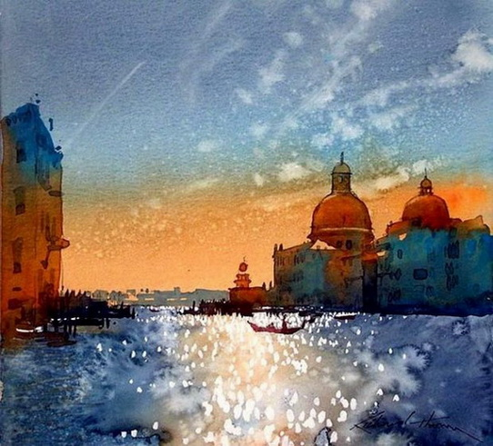 Richard Thorn - Venezia Romantica