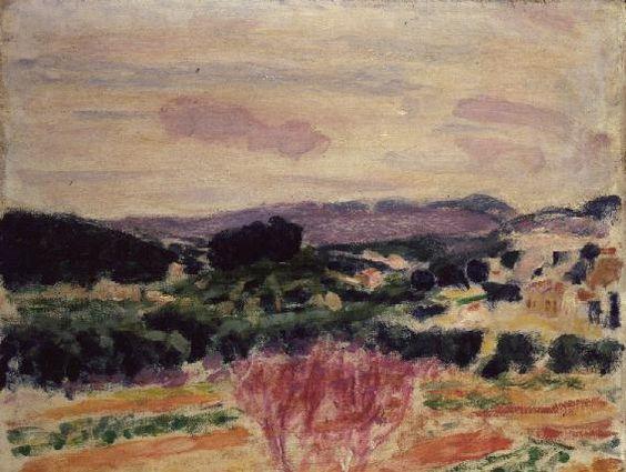 Roderic O`Connor - Provencal Landscape