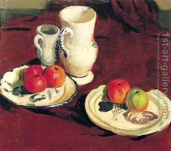 Roderic O`Connor - Still Life with Apples
