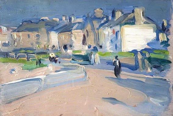 Samuel John Peploe Evening, North Berwick