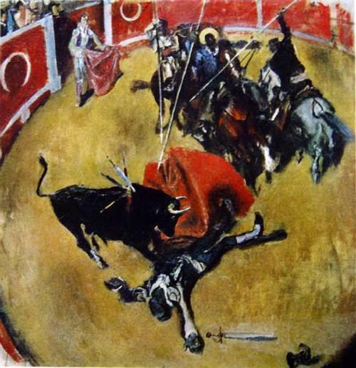 Моисеенко - Дон Кихот и Испания 3