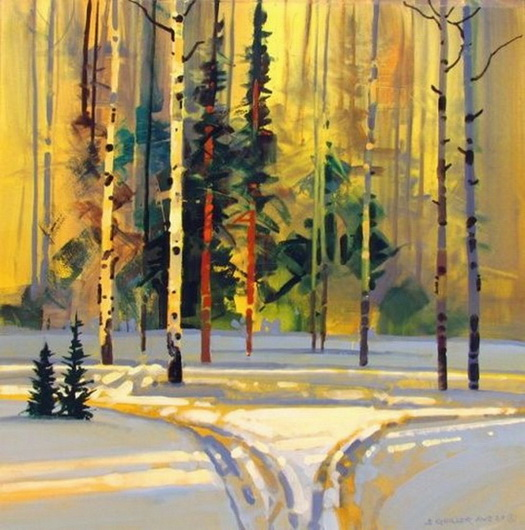 Stephen Quiller - Ridge Trail