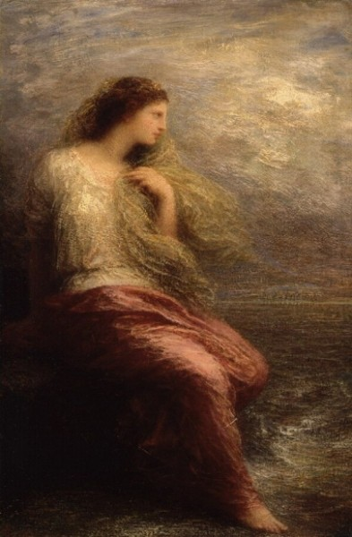 Henri Fantin-Latour - Ariadne
