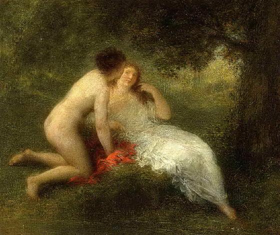 Henri Fantin-Latour - Bathers
