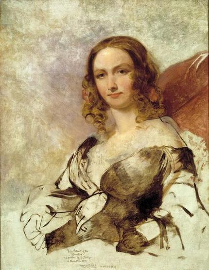 Emanuel Leutze -   The Countess