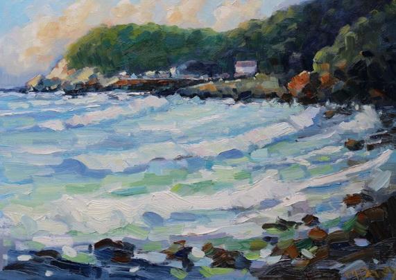 Malcolm Dewey - Morning Tide