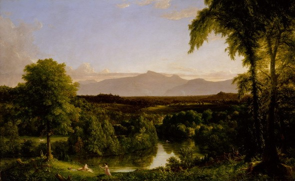 Thomas Cole - Early Autumn