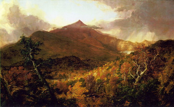 Thomas Cole - Shroon Mountain