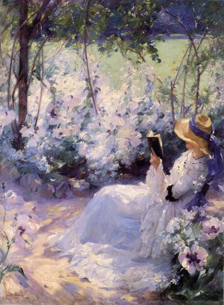 Frank Bramley - Delicious Solitude