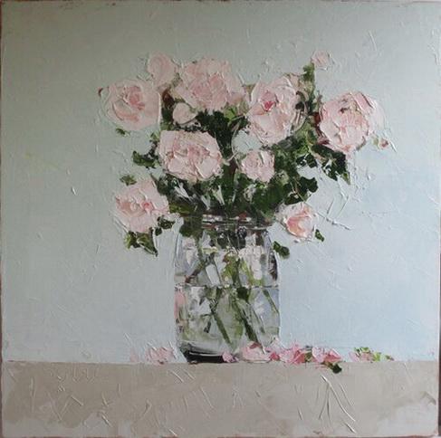 Mike Service - Roses in Jam Jar (2)