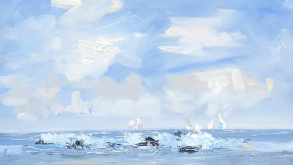 Mike Service - the Cod Rocks Trearddur