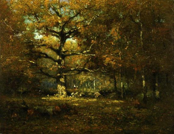 Henry Ward Ranger - Connecticut Woods