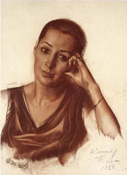 Яковлев А. - A lady