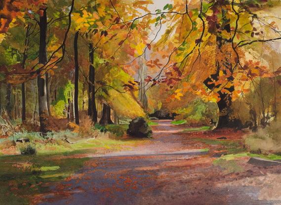 Bob Rudd - Trees