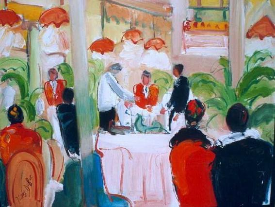 Jean-Louis Dubuc - restaurant 9