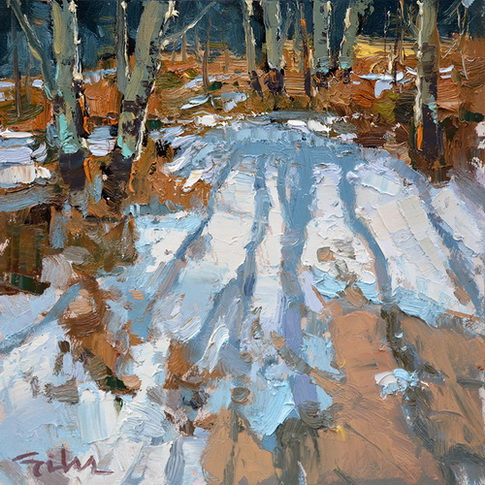 Silas Thompson - The Edge of Winter