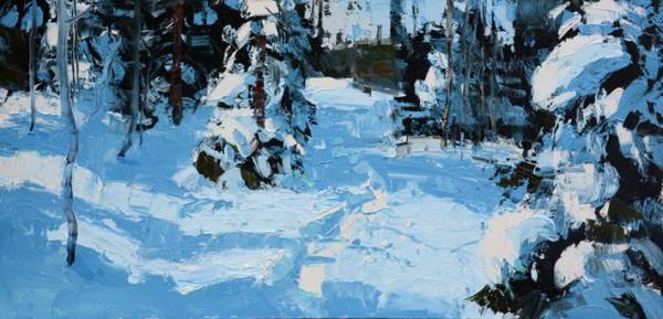 Silas Thompson - Snowshoe Tracks