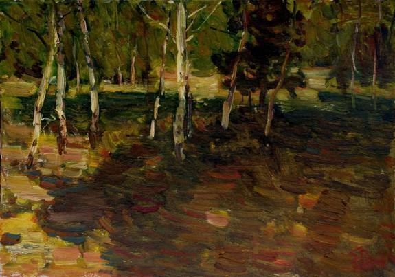 Вечтомов - В лесу