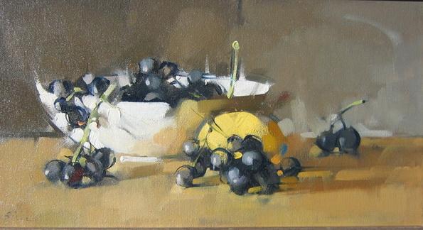 Maggie Sinner - grapes&lemon
