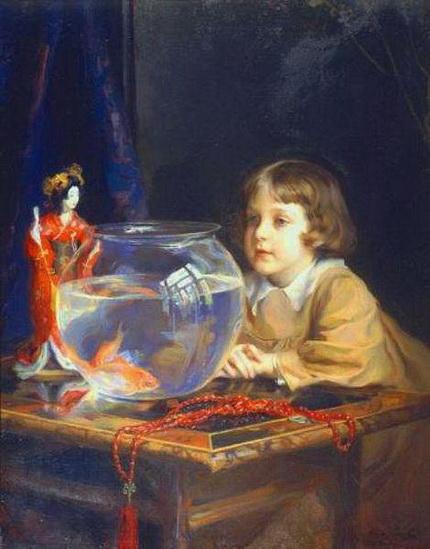 Philip de Laszlo - the son of the artist
