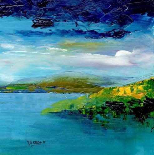 Peter Tarrant - Hebridean Shores