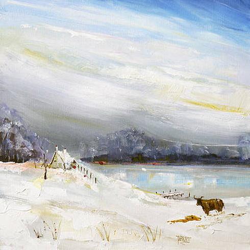 Peter Tarrant - scottish winters glen