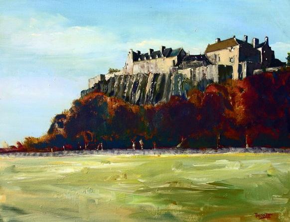 Peter Tarrant - Stirling Castle