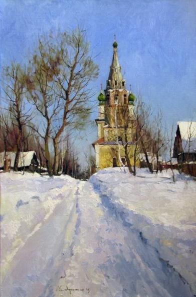 Савченко Алексей - старый Тутаев