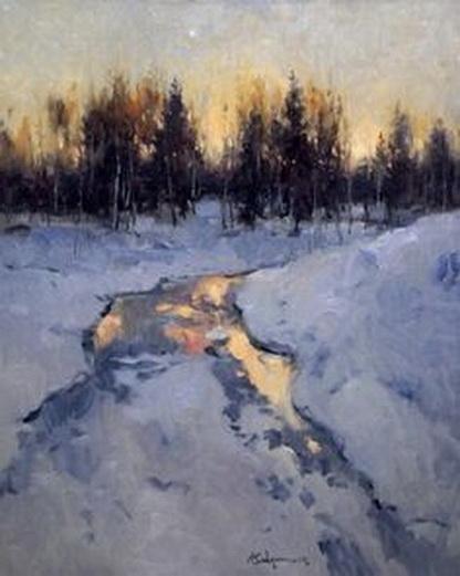 Савченко - вечерняя заря