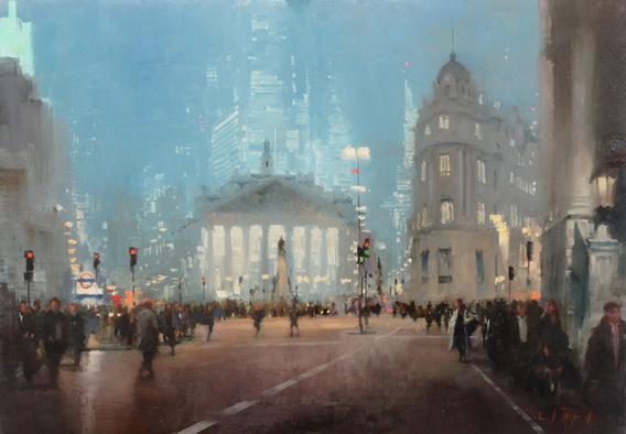 Michael Alford - Royal Exchange