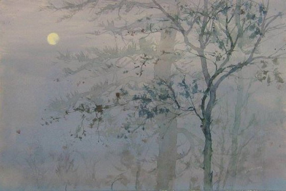 Wu Kuan-Te Autumn Moon