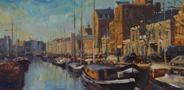 Piet van de Hoef - Noorderhaven Groningen