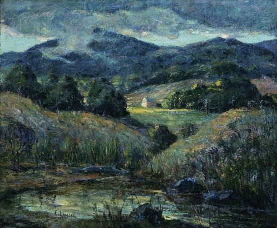 Ernest Lawson - 15