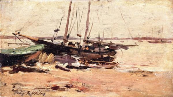 Ernest Lawson - Gravesend bay