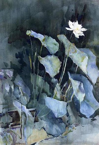 Ralph Curtis - White Lotus