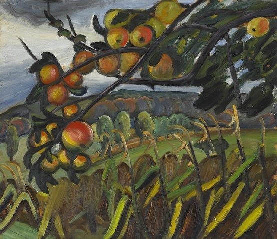 Prudence Heward - apple