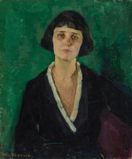 Prudence Heward - Portrait of Prudence Heward