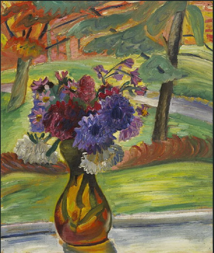Prudence Heward - Vase of Flowers