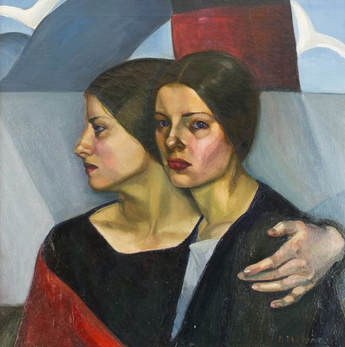 Prudence Heward - The Emigrants