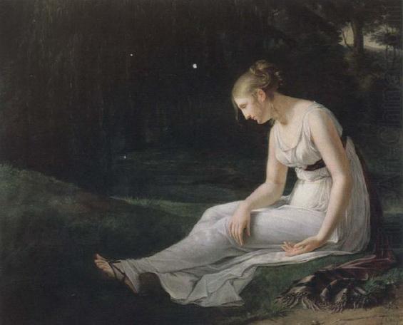 Marie Bracquemond - Melancholy