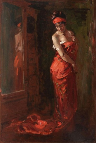 Nicolae Vermont - Rochia de bal