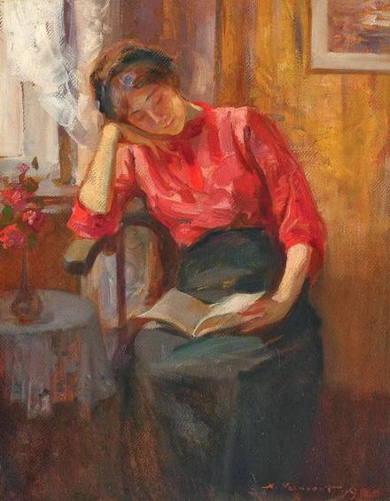 Nicolae Vermont - Reading
