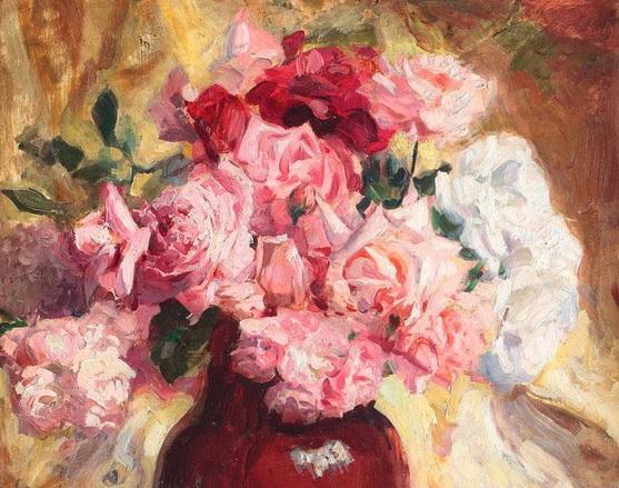 Nicolae Vermont - Roses