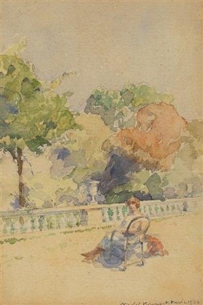 Nicolae Vermont - Spring afternoon