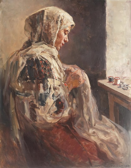 Nicolae Vermont -  Seaming Wench