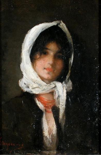 Nicolae Grigorescu -Tarancuta