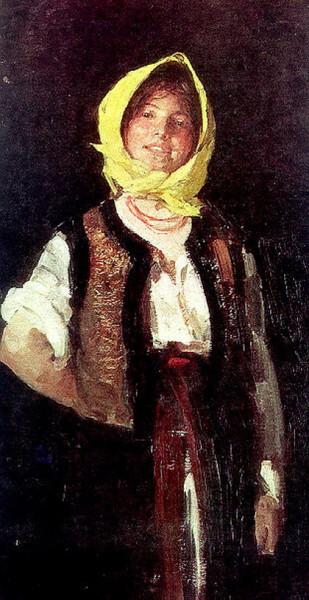 Nicolae Grigorescu - Taranca voioasa