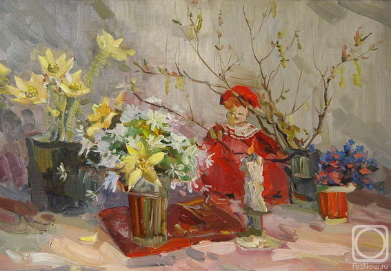 Корзняков - Весна идёт
